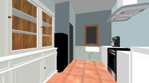 kitchen - Vintage - Kitchen  - by zuzanaziaranova