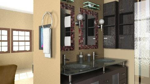 Tallo1 - Minimal - Bathroom  - by pdsmatt