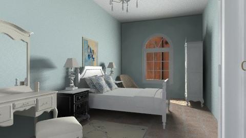 bedroom - Vintage - by eileenblair1