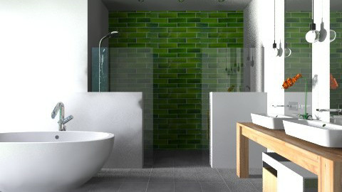Bathroom For Ariel - Modern - Bathroom - by 3rdfloor