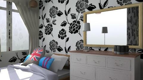 Floooer - Country - Bedroom  - by kristiina123