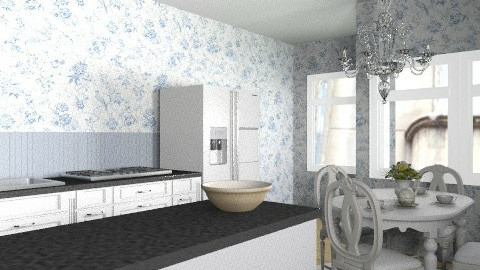 kitchen project (a) - Country - Kitchen  - by doshi_do