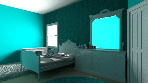 my future bedroom - Glamour - Bedroom - by Lizette Najera