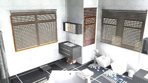 practice - Glamour - Bathroom  - by laura_spavins