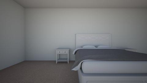Master bedroom - Bedroom - by nathalyhaviar
