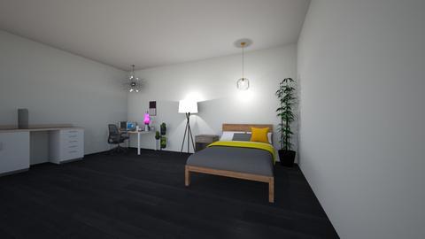 Palace Future Dorm - Modern - Bedroom  - by Mainastar