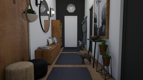 Welcoming Hallway - by Thrud45
