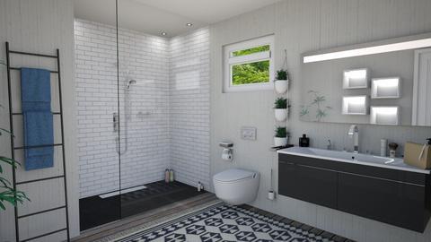 c - Bathroom - by Bar120