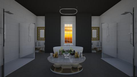 190 Symetry Future - Bathroom  - by mccabetsf16