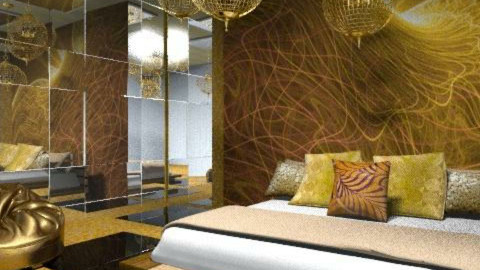 me - Eclectic - Bedroom - by chania
