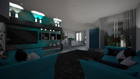 Living - Living room  - by rosanebpf