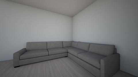 md - Living room  - by seymanurseckinn