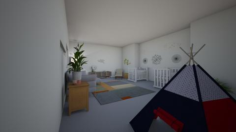 baby room - by studio Mcgee