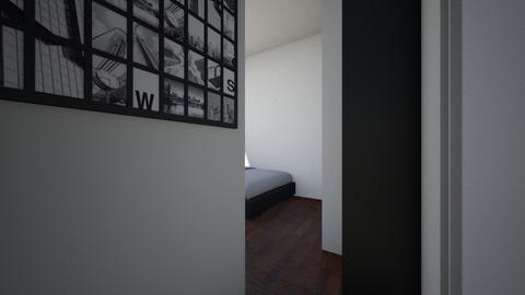 KL bedroom - Modern - Bedroom  - by pingpongnam
