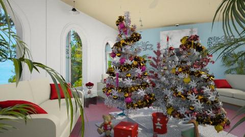 JEN BRIGHT CHRISTMAS  - Classic - by JEN GRANT FRISKIELISKIE