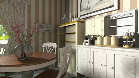 romantic kitchen - Country - by hetregent