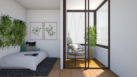 Just moved_LilLil - Bedroom  - by LilLil