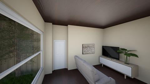Sala de estar - Living room  - by motulols