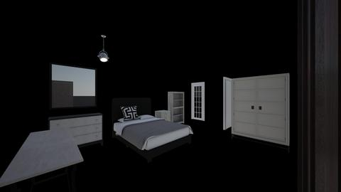 Bedroom - Bedroom - by farhanhxk