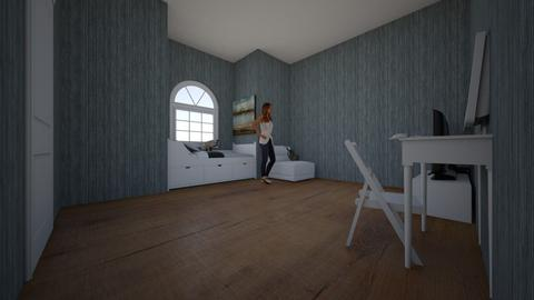 Bedroom 3 with animals - Bedroom  - by SaraL4472