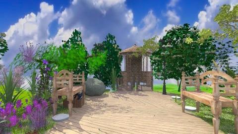 garden - Classic - by tita