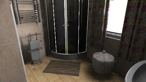 home 4 - Glamour - Bathroom  - by sally89