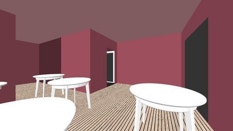 Dream Cafe - Kitchen  - by regina_kole_