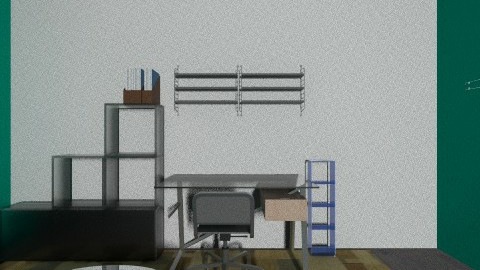 Room - Bedroom - by Ashley Kovac