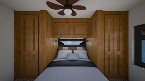 RV Bedroom - Bedroom  - by SammyJPili