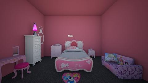 princess room - Kids room  - by stuid12