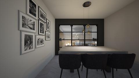 Portfolio Dahliastraat - Living room - by Michelledgraaf