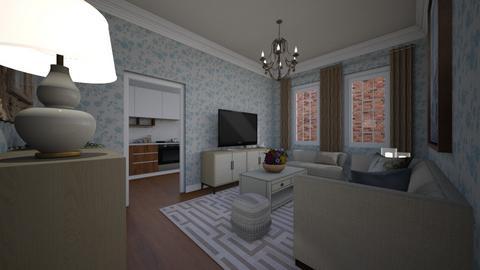 olss - Living room  - by ok sosa