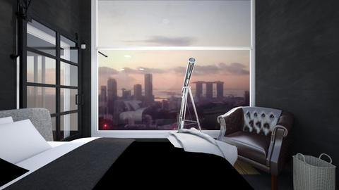Diana Calderon 3 - Bedroom  - by calderd21