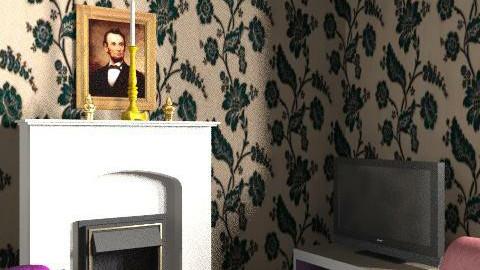 Simply Retro - Retro - Living room  - by fjbd754