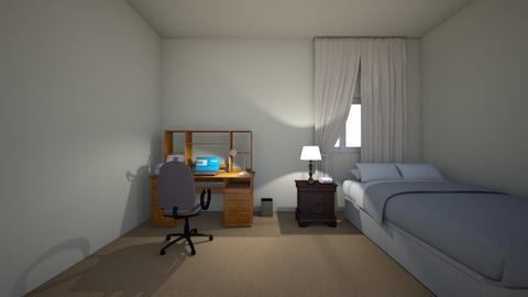 Bedroom 2000s - Bedroom  - by WestVirginiaRebel