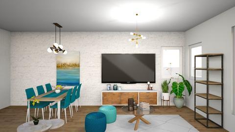 rishon - Living room - by ne1b