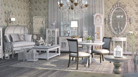 Empire Panorama VR - Classic - Living room - by anchajaya