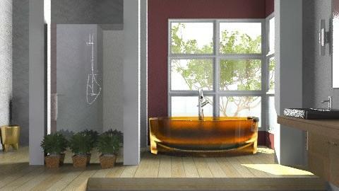 Decking Bath.ro - Modern - Bathroom  - by 3rdfloor