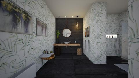 Adelle - Modern - Bathroom - by Claudia Correia