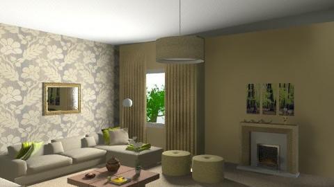 su silva - Glamour - Living room  - by susilva