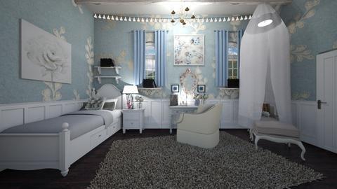 Regal bedroom - Bedroom - by neverlanddesigns