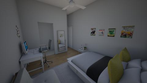bedroom ideas - by Sophiaristizabal1