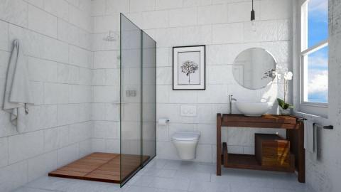 BandB Bathroom1 - Bathroom  - by Faye Dela Cruz