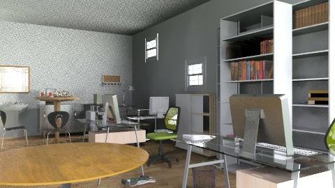 OPIH BARU 6 - Vintage - Office  - by zaeem
