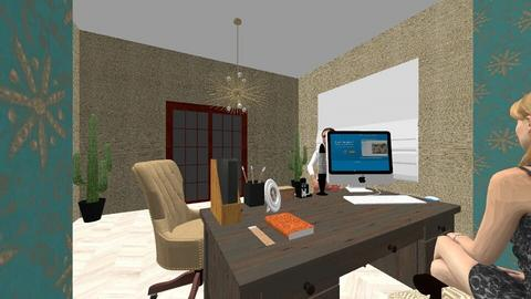 atheer1212 - Office  - by atheer1212