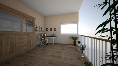 Loft - Office  - by Sharq00