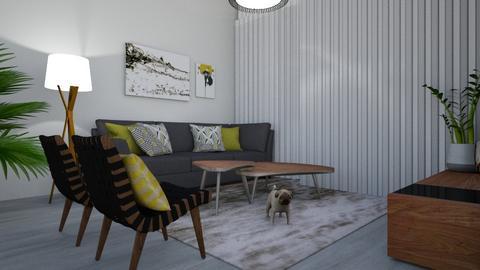 2220 - Living room  - by Lia Malhi