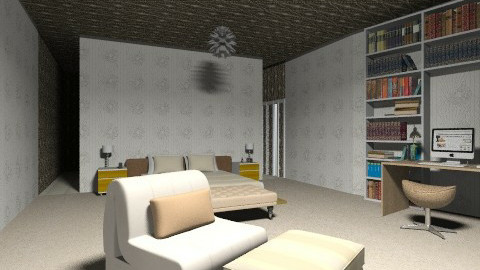 Rustic Nature - Rustic - Bedroom  - by tillsa98