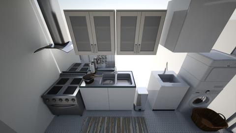 GL DIRTY KITCHEN - Kitchen - by Tiny_Bubbles
