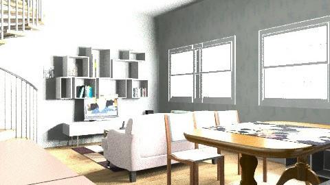 sa - Vintage - Living room  - by arnas_rz